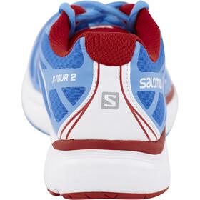 Salomon X-Tour 2 Men, union blue/blue line/quick